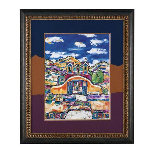 Chimayo Colors by Carol Hagan