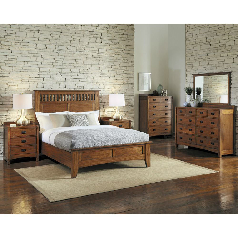 Mission Hill Nightstand Bedroom Collection - Each Item Sold Separately