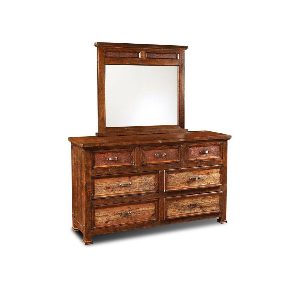 Copper Ridge Dresser - Mirror Sold Separately