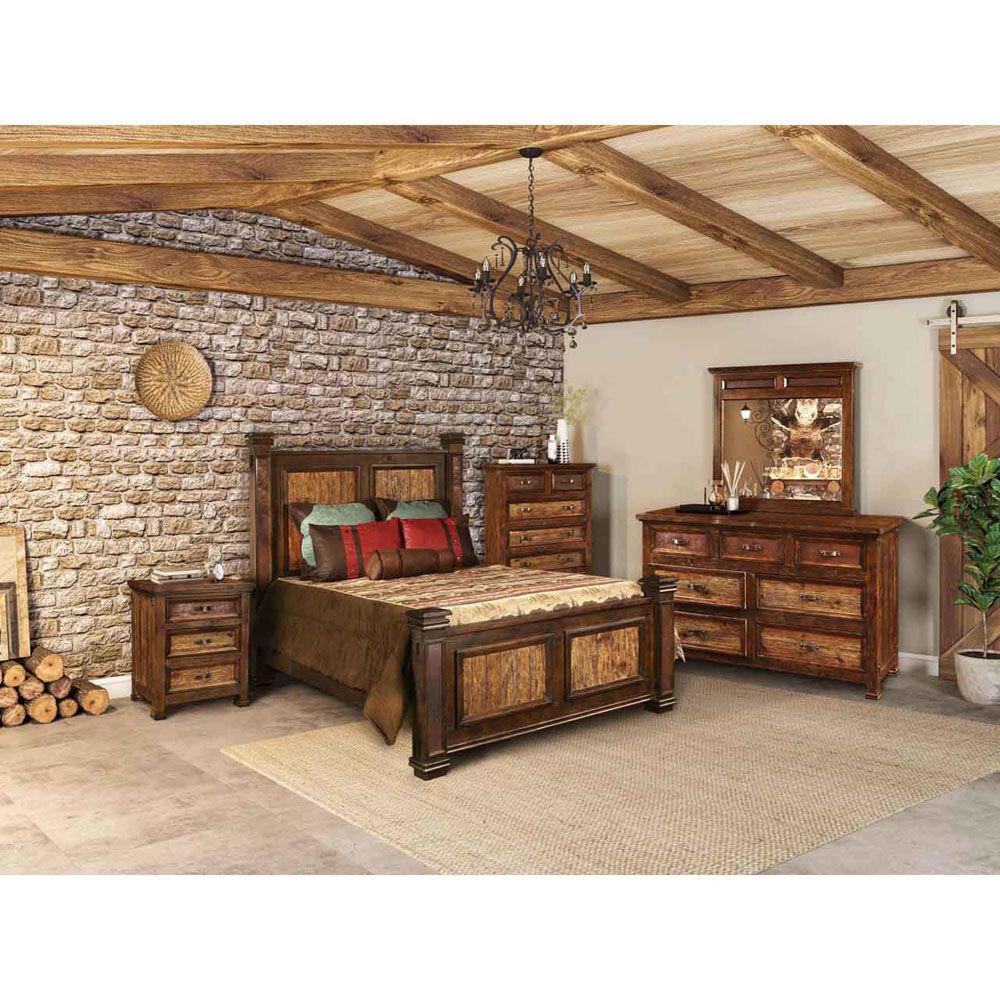 Copper Ridge Bedroom Group – Each Item Sold Separately