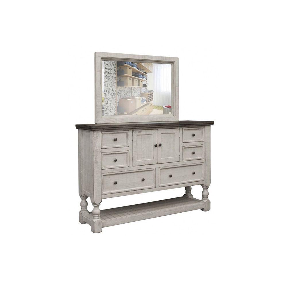 Stone Dresser - Mirror Sold Separately