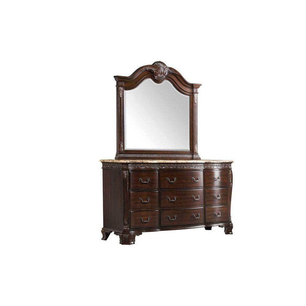 Southern Belle Dresser - Mirror Sold Separtely
