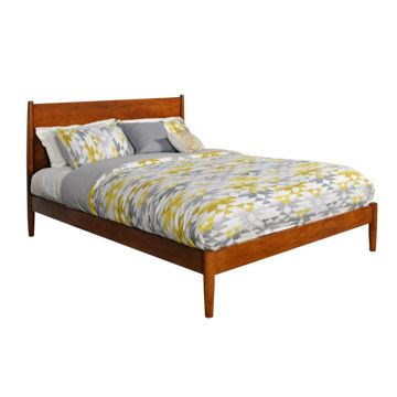 Picture of Midtown Bed - Cherry - Queen