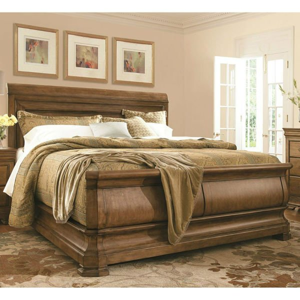 Picture of New Lou Sleigh Bed