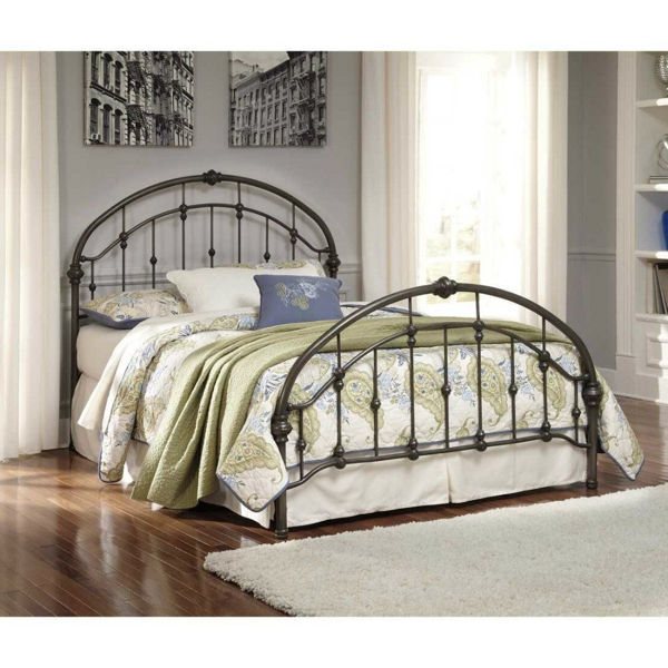 Picture of Dillon Metal Bed