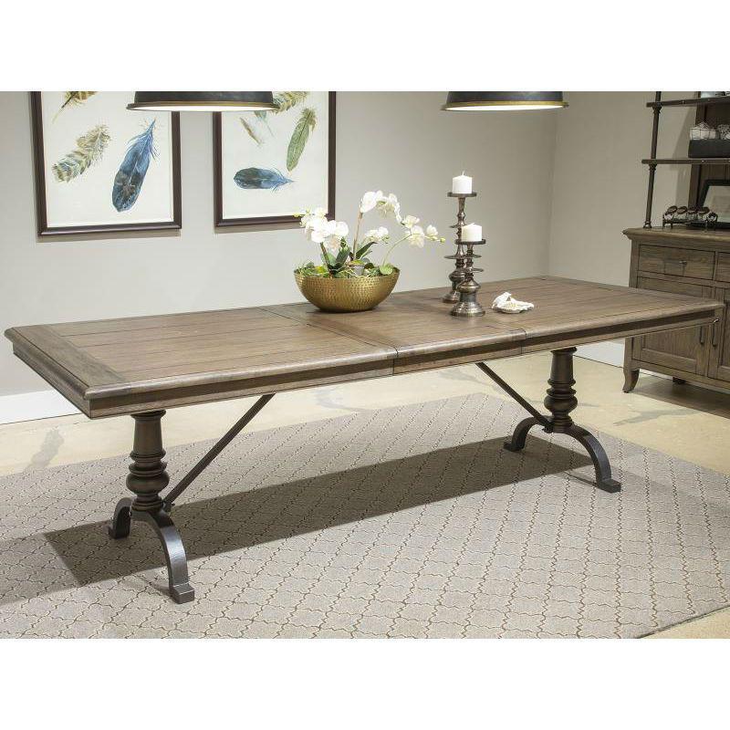 Roxbury Manor Dining Table - Lifestyle