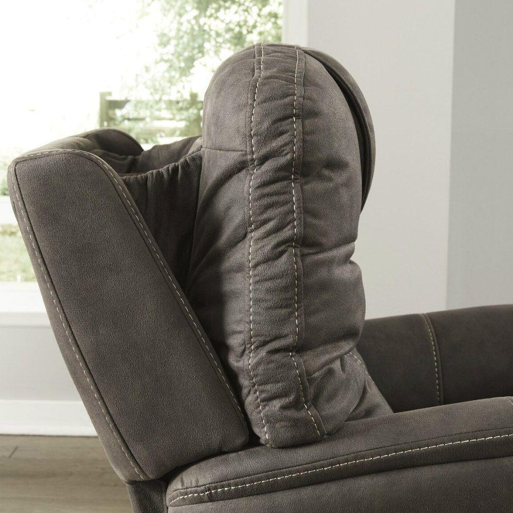 Aubrey Lift Recliner - Lifestyle - Power Headrest