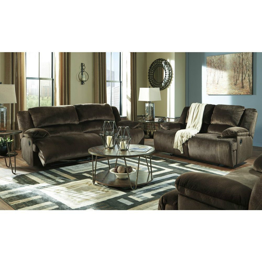 Cibola Reclining Collection - Chocolate