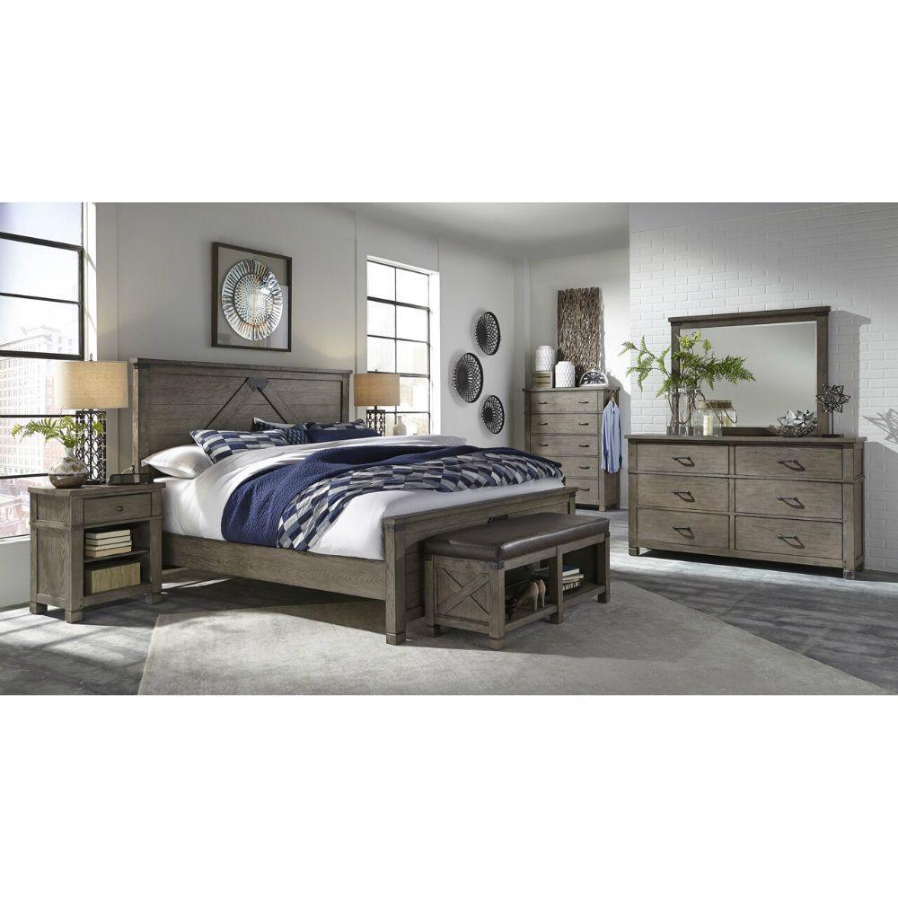Tucker Bed - Room