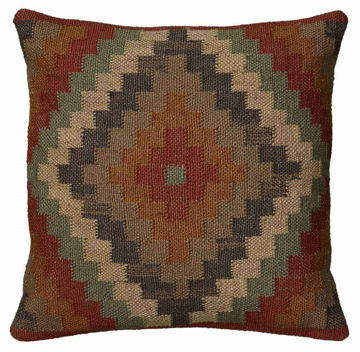 Diamond Southwestern Pillow