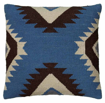 Flora Vista Kilim Pillow