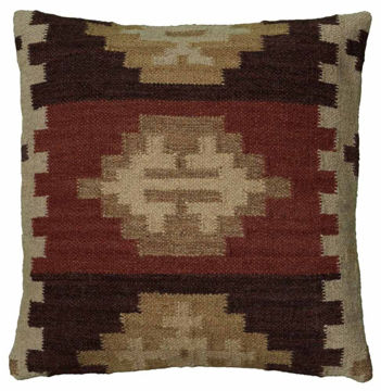 Desert Rose Kilim Pillow