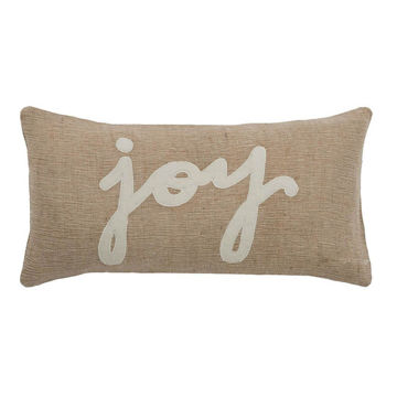 Jute Joy Pillow