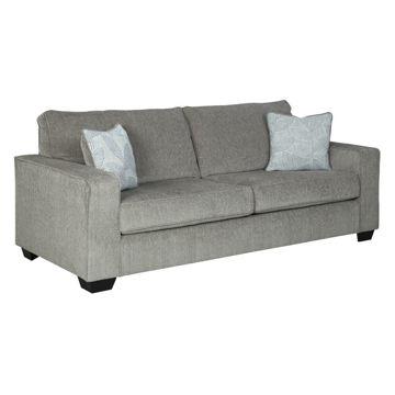 Joshua Queen Sleeper Sofa - Gray