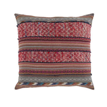 Chimayo Pillow - Red