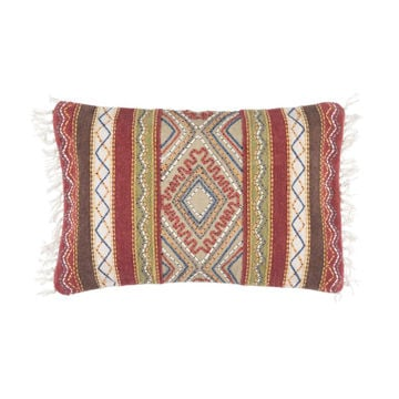 Chimayo Oblong Pillow