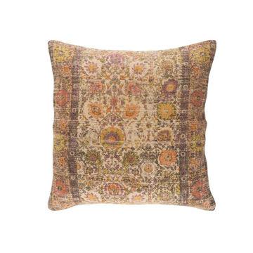 Shadi Woven Pillow - Khaki
