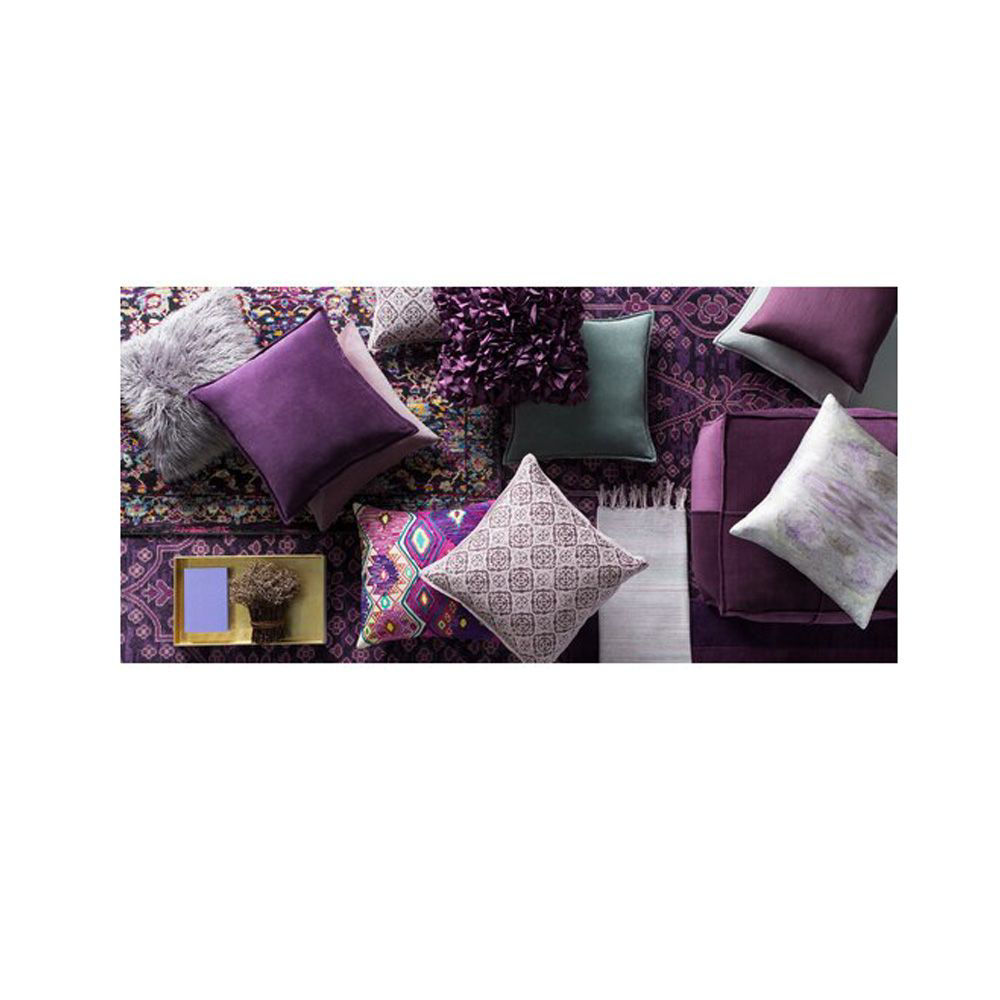 Splendid Bright Pink Pillow - Other Pillows Sold Separately