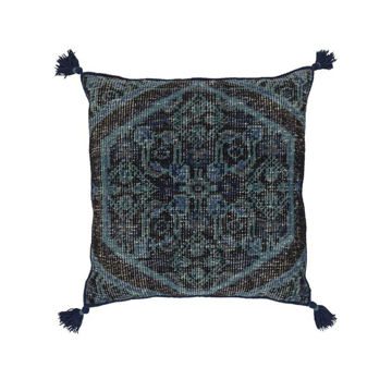 Granada Pillow - Navy