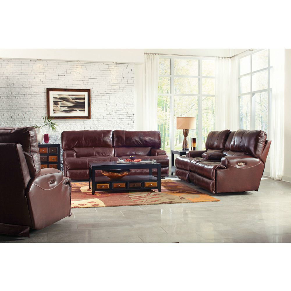 Wade Power Reclining Collection - Walnut