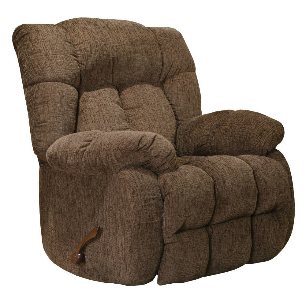 Bell Rocking Recliner - Chocolate