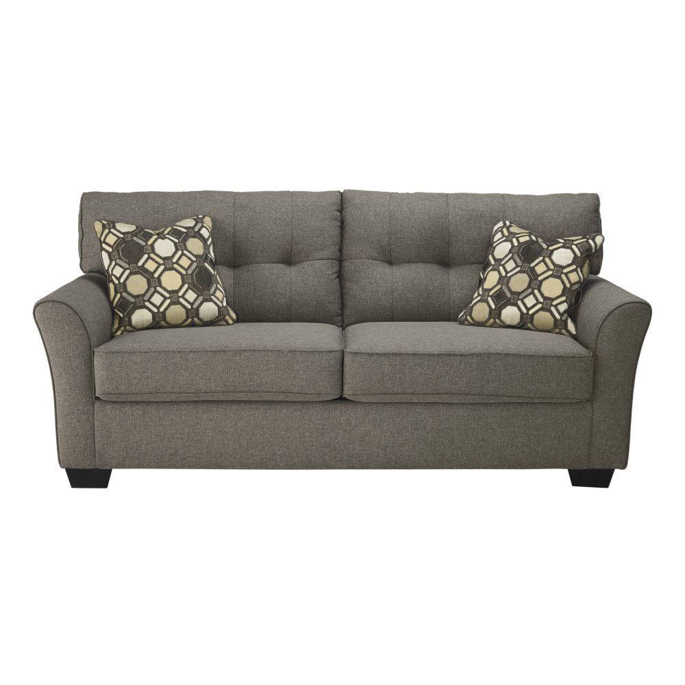 Carina Full Sleeper Sofa - Slate