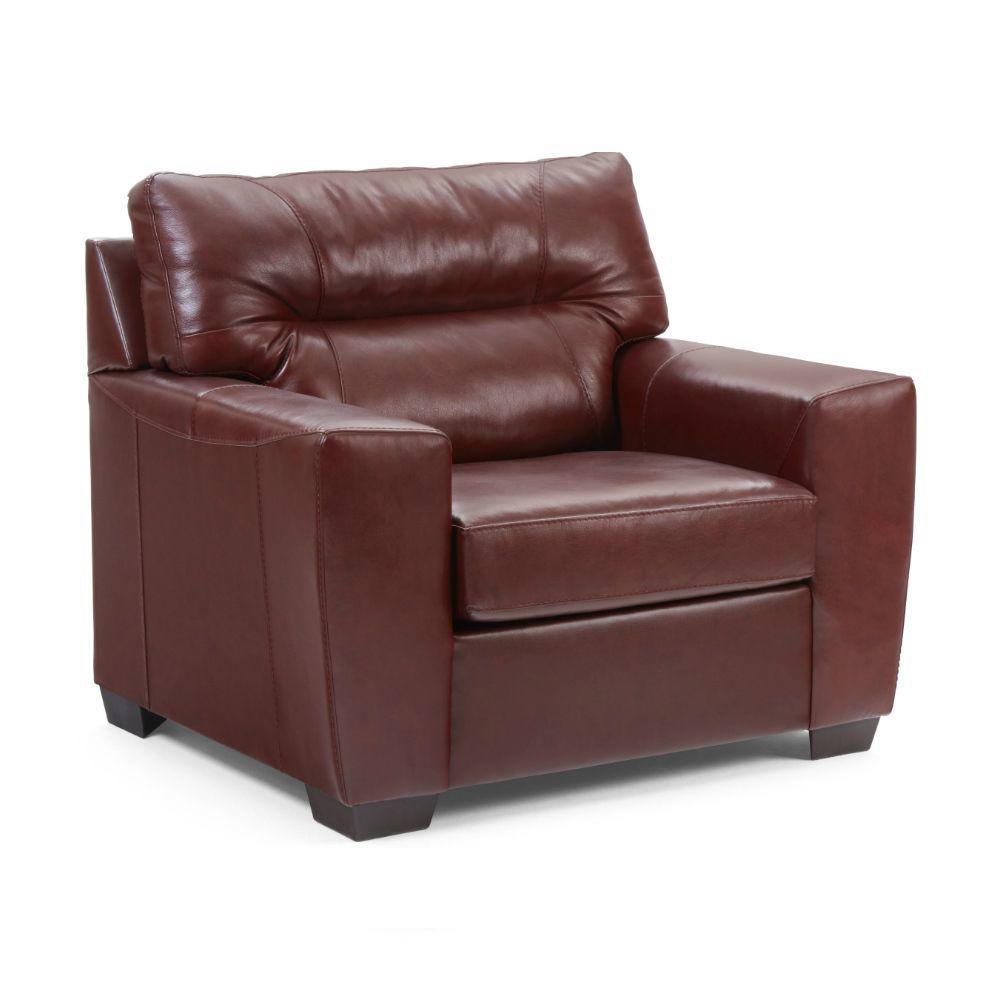 Chama Chair - Red - Angle