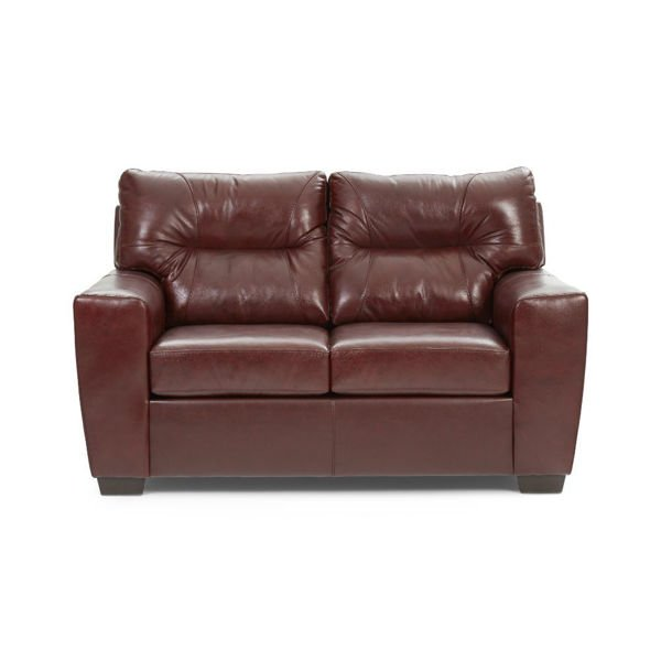 Chama Loveseat - Red