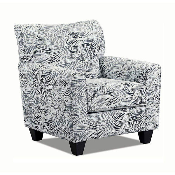 Eunice Accent Chair - Onyx