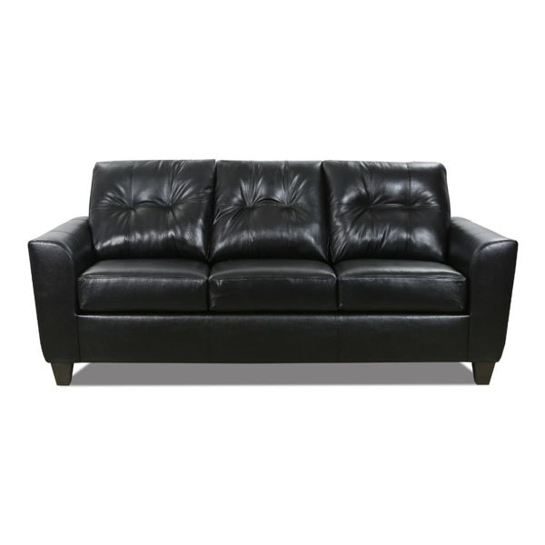 Picture of Eunice Queen Sleeper Sofa - Onyx