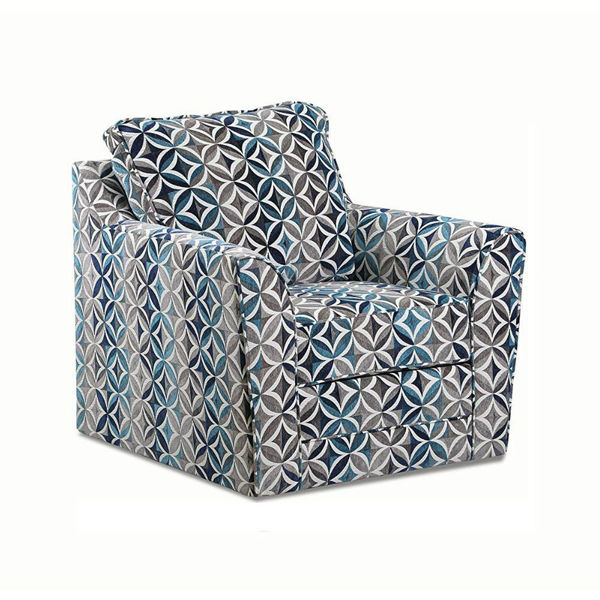 Hatch Swivel Chair - Pacific