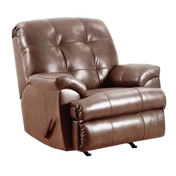 Picture of Raton Rocker Recliner - Chaps
