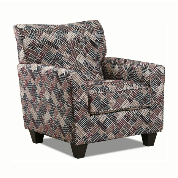 Chama Accent Chair - Port