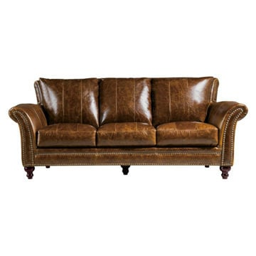Brian Sofa - Brown