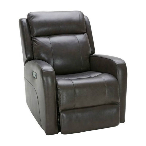 Vail Power Reclining Swivel Glider - Charcoal