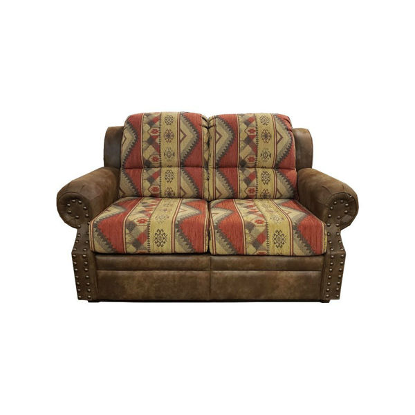 Picture of Navajo Loveseat