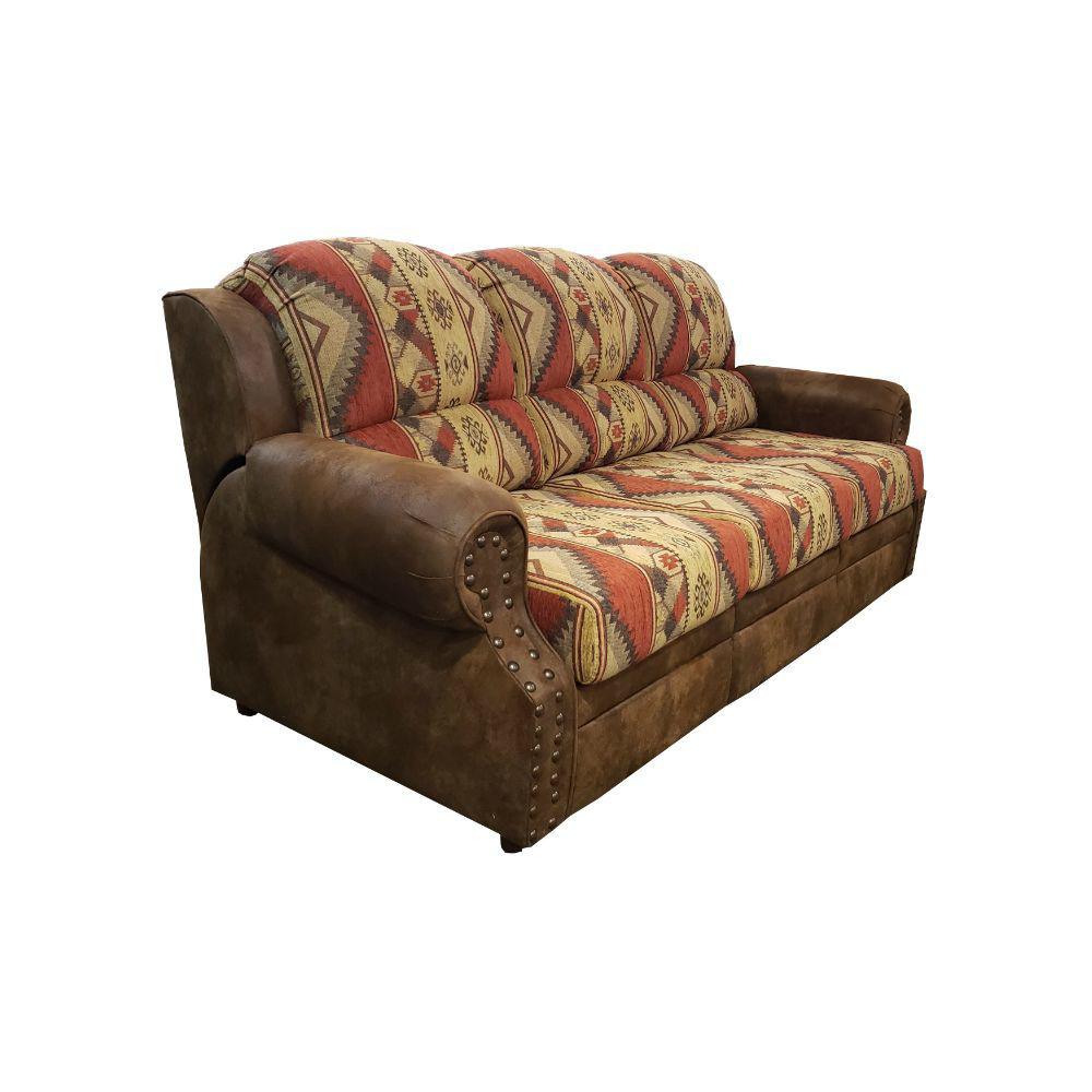 Navajo Queen Sleeper Sofa - Angle