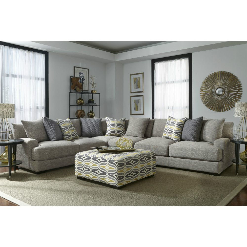 Olympic 4-Piece Sectional