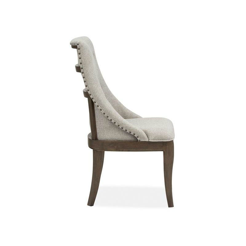 Roxbury Manor Upholstered Dining Chair - Side