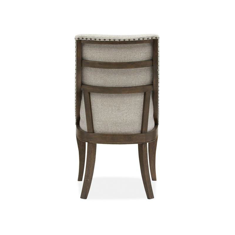 Roxbury Manor Upholstered Dining Chair - Rear