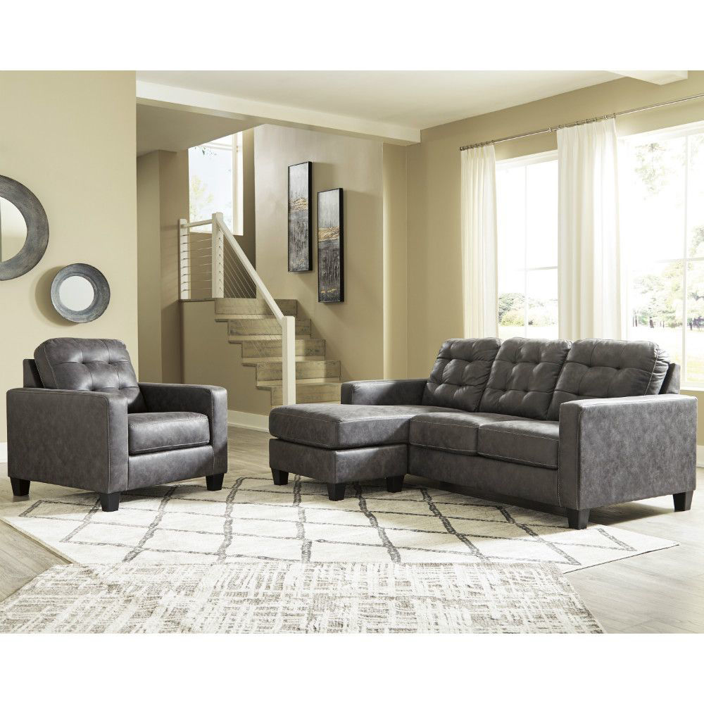 Picture of Lazer Chair - Gunmetal