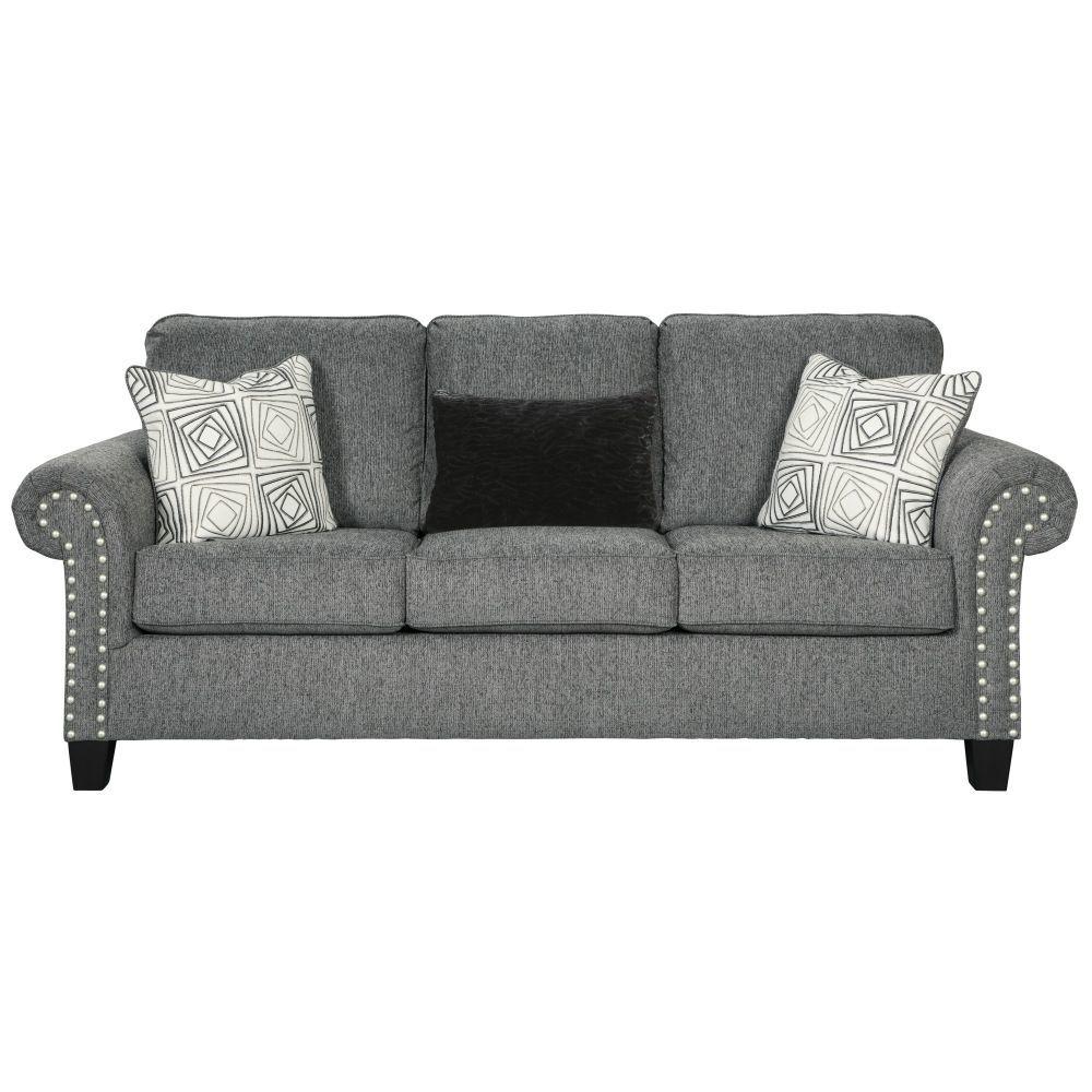 Zeke Sofa - Charcoal
