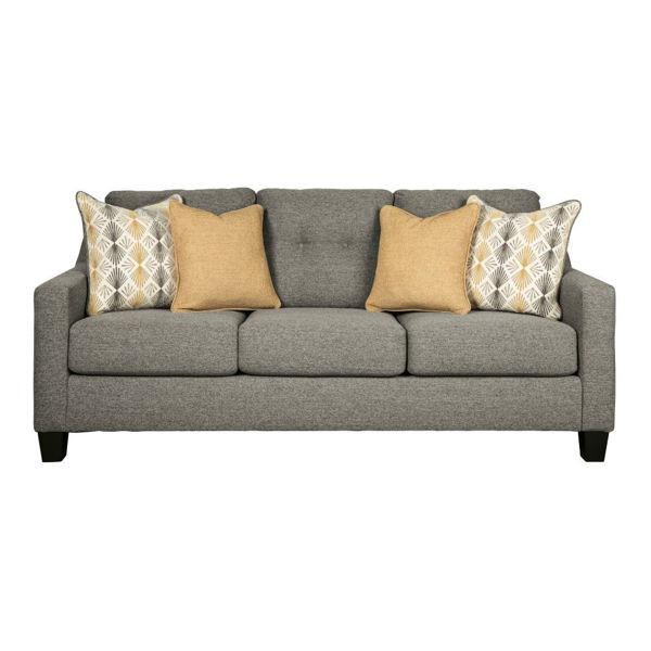 Zuri Queen Sleeper Sofa - Graphite