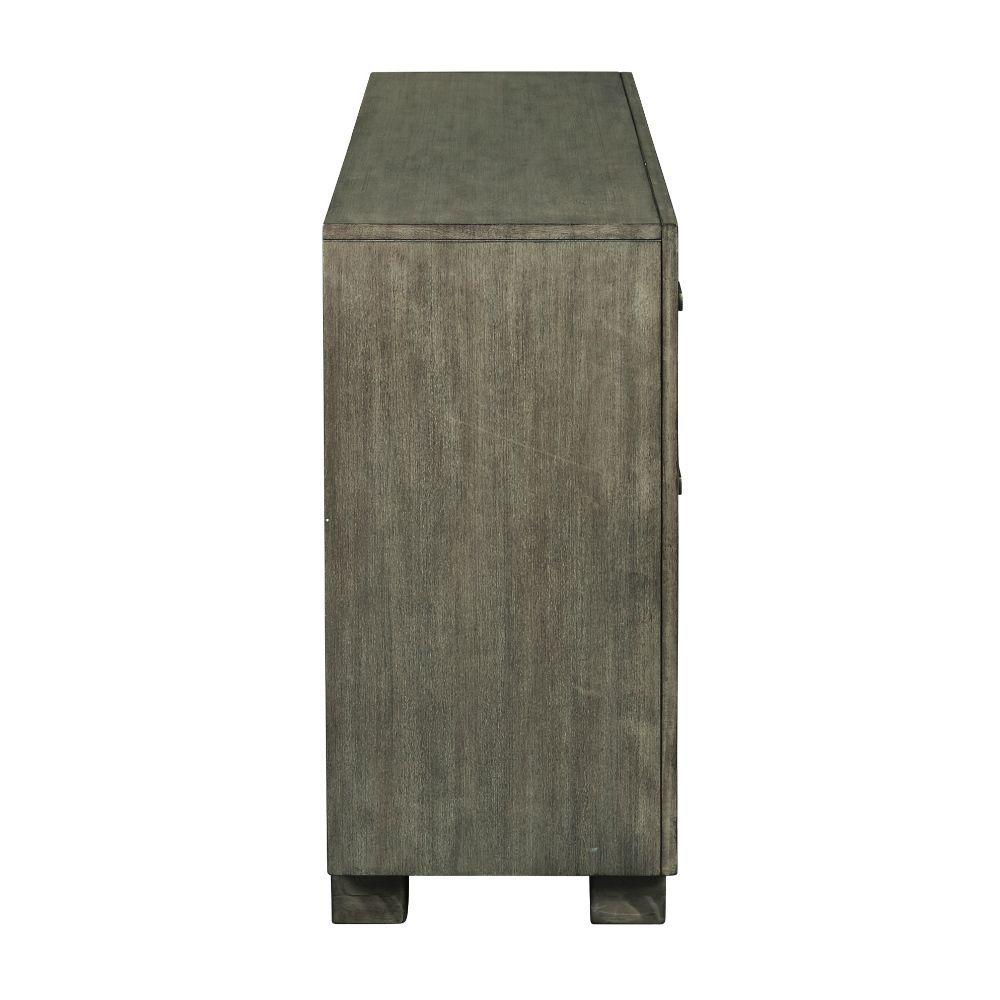 Leander Dresser - Side
