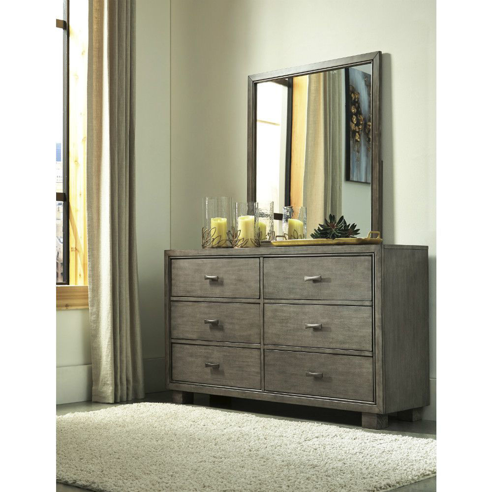 Leander Dresser and Mirror - Lifestyle