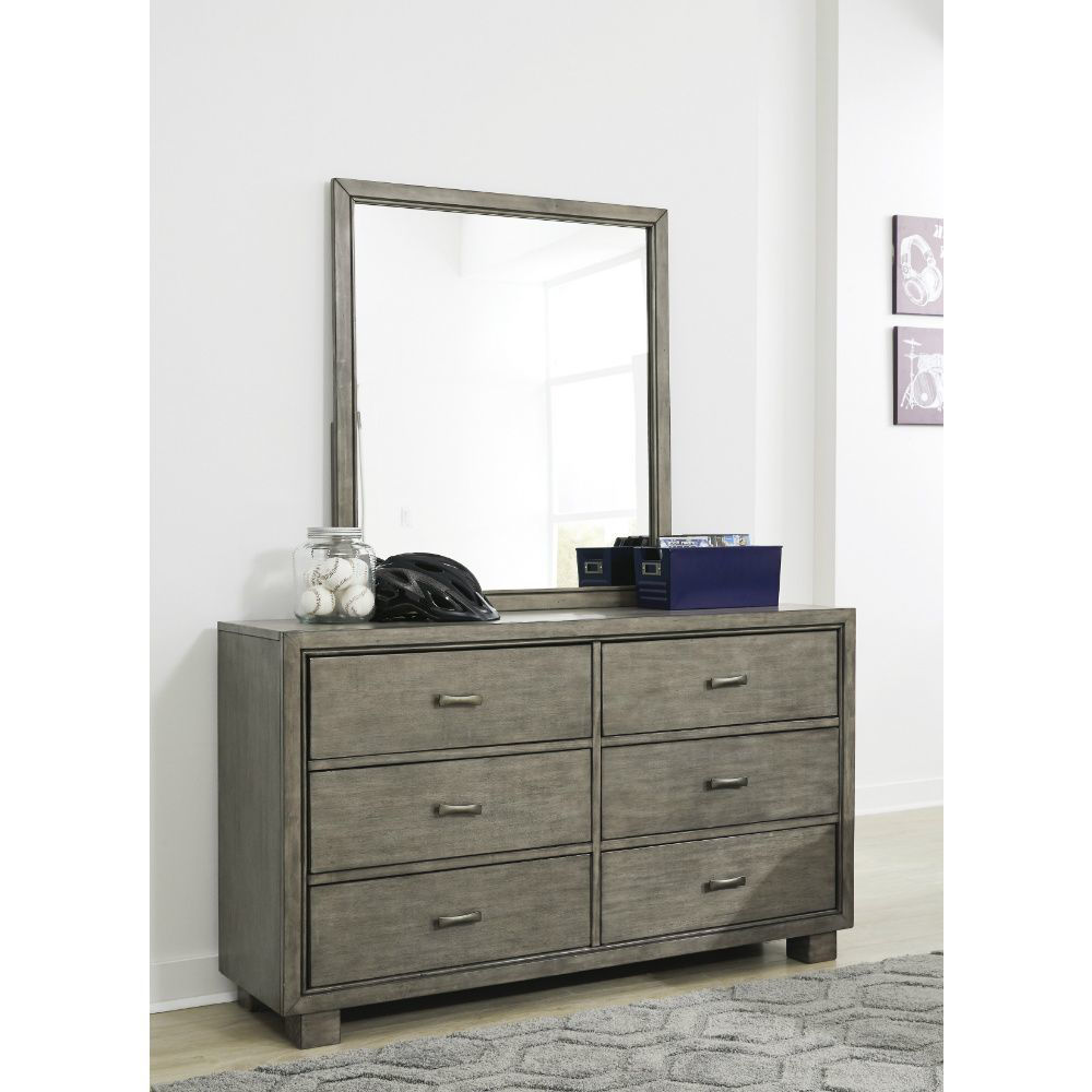 Leander Mirror and Dresser - Lifestyle