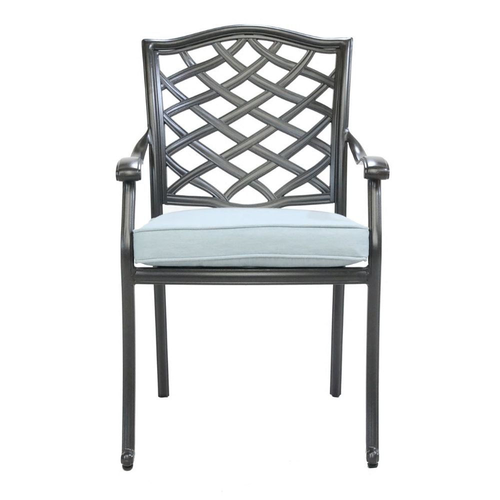 Halsey Arm Chair - Front