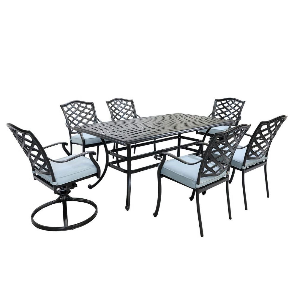 Halsey Dining Table Set - Each piece sold separately