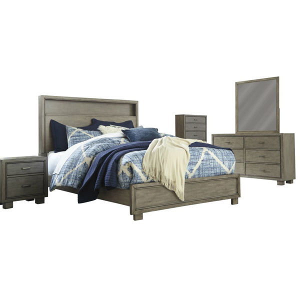 Leander Bedroom Group