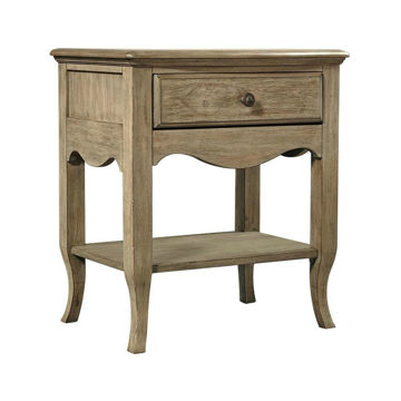 Provence 1-Drawer Nightstand